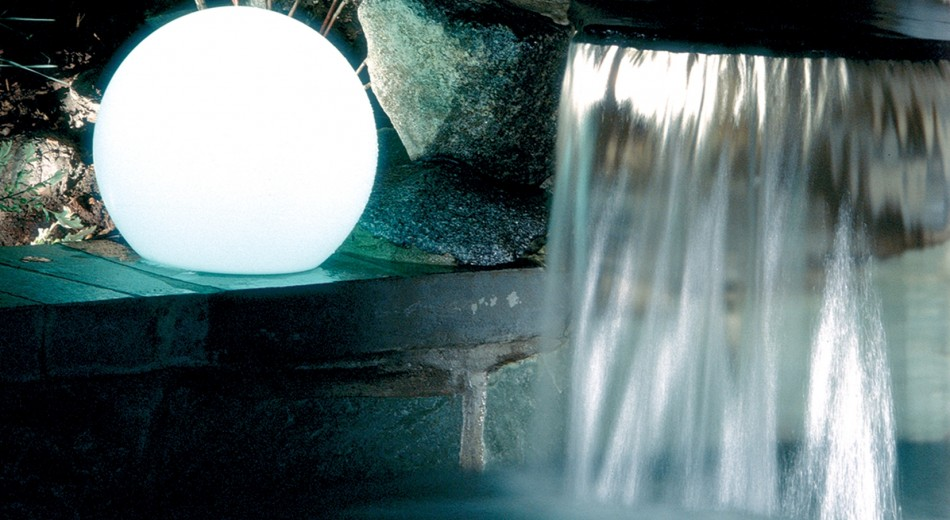 Schröer Garten- und Landschaftsbau zeigt Moonlight am Wasser