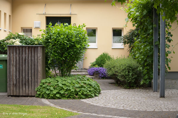 Schröer Garten- und Landschaftsbau zeigt einen gut gepflegten Platz